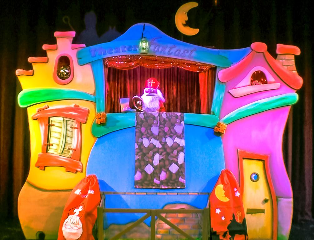 Sinterklaas poppenkast 1