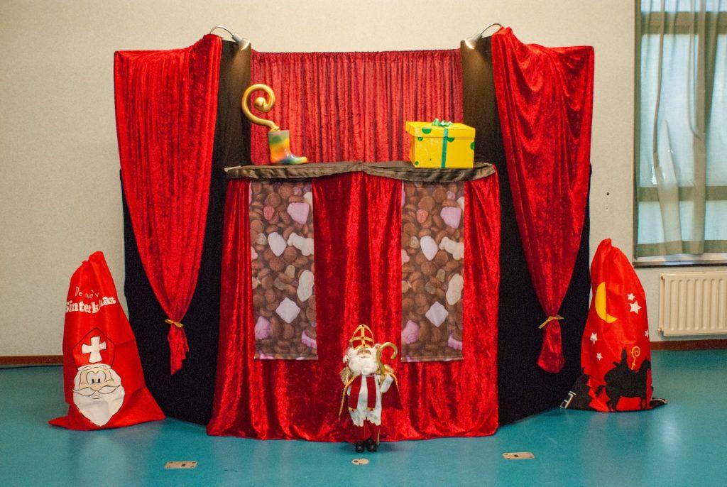 Sinterklaas velourstheater 1