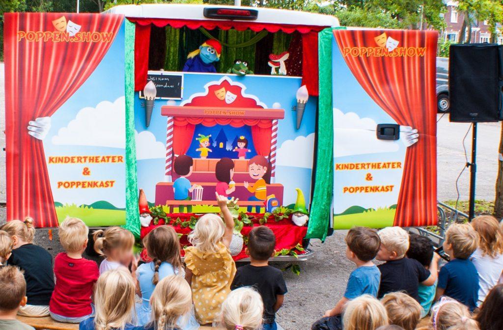 buitentheater voor kinderen